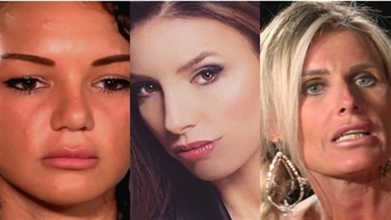 Temptation Island, Jessica, Sabrina e Cristina esagerate in costume: la foto