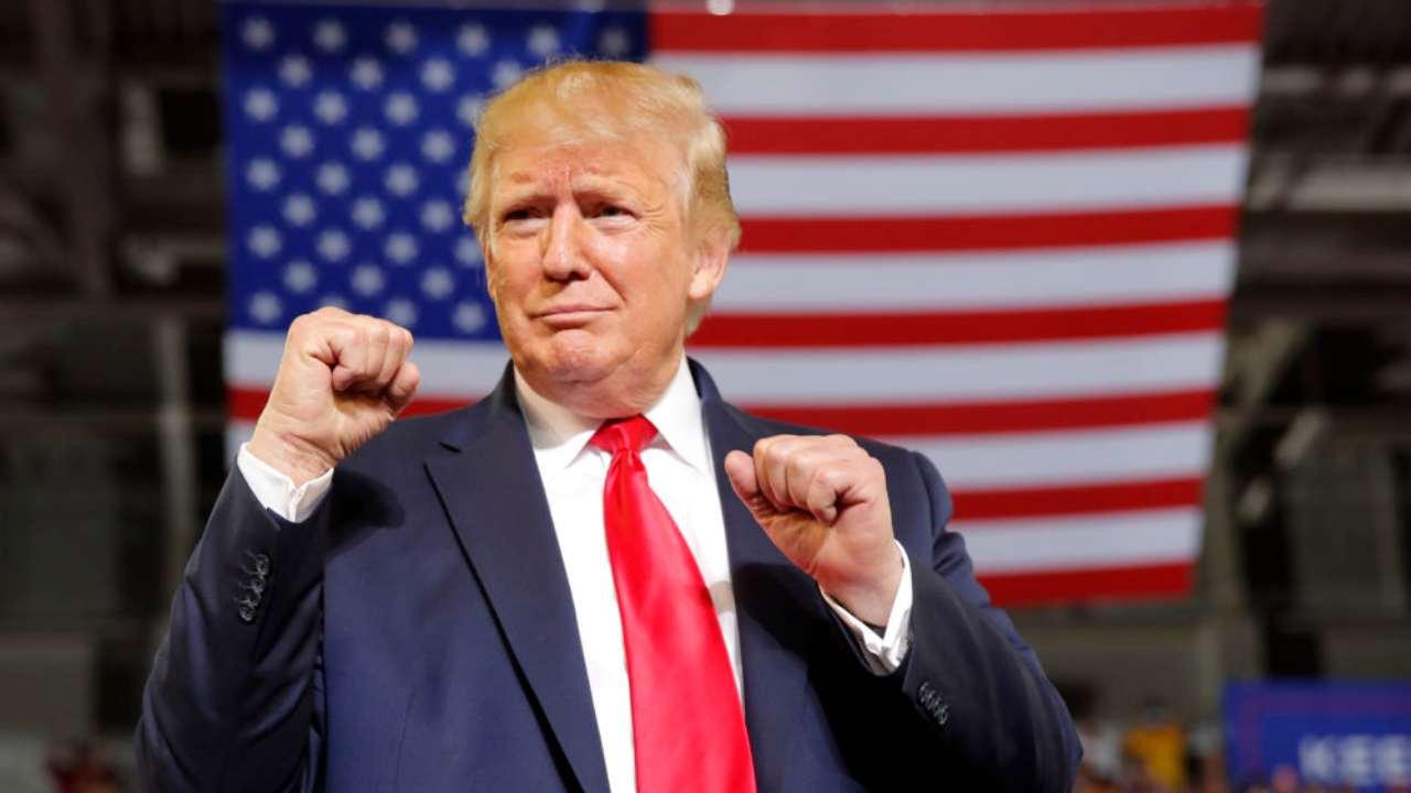 """Donald Trump contro i democratici: """"Vogliono truccare il vot"""