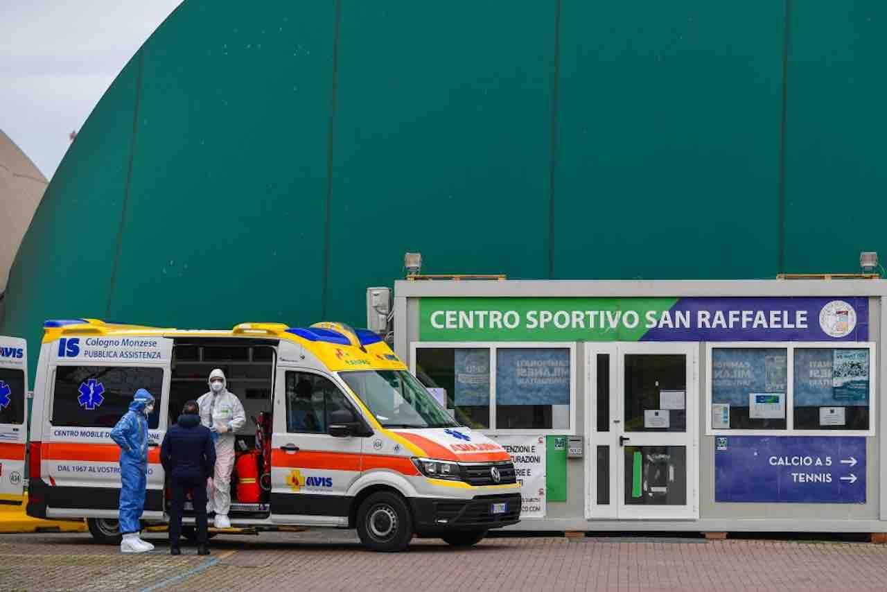Addio contratto pubblico: il San Raffaele punisce i suoi dip