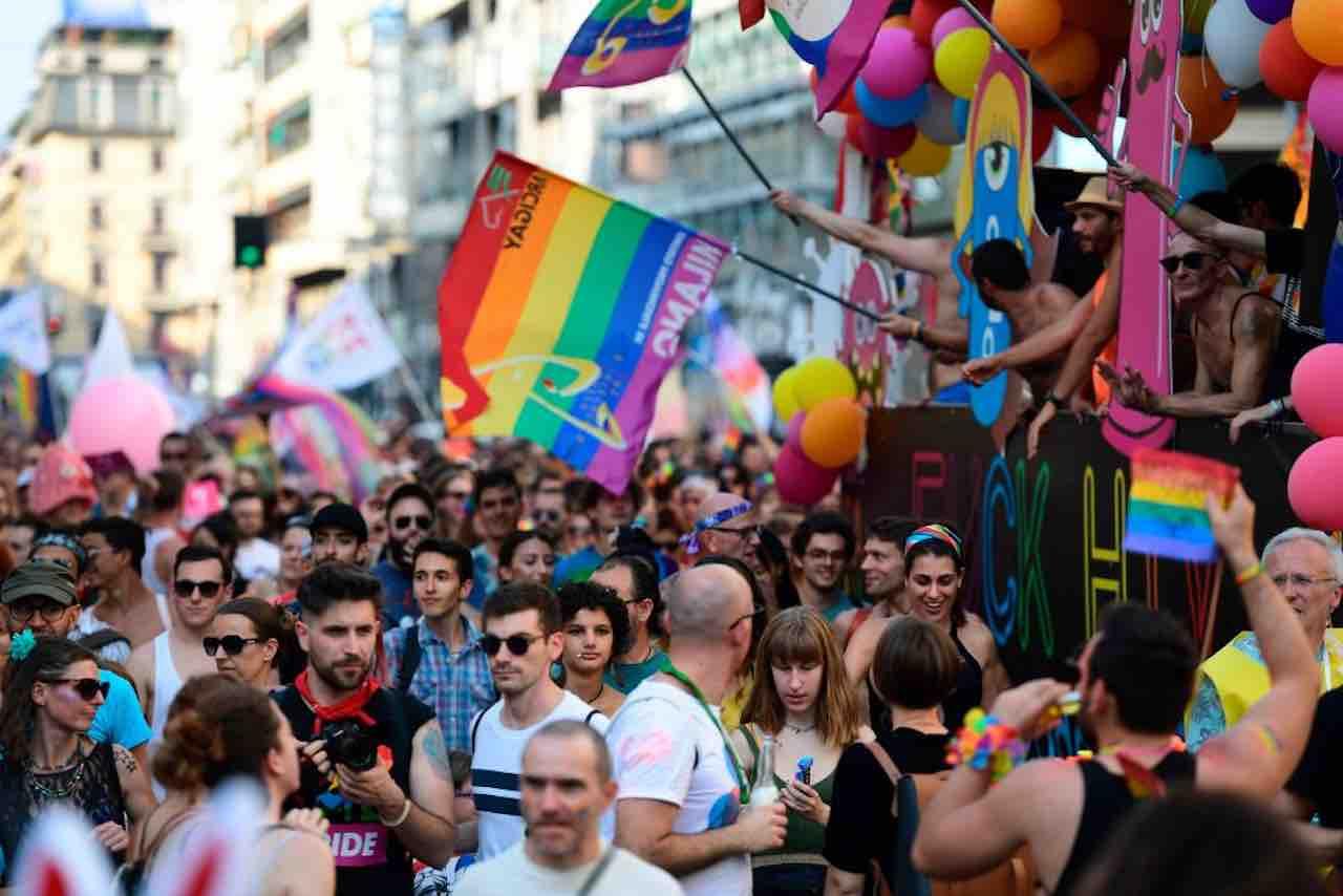 """Gay Pride 2020, Sala """"Monumento della città, mi mancherà ma..."""""""