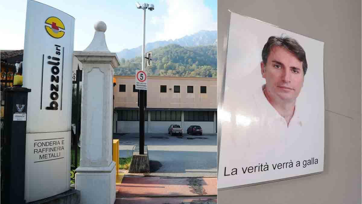 Mario Bozzoli imprenditore scomparso