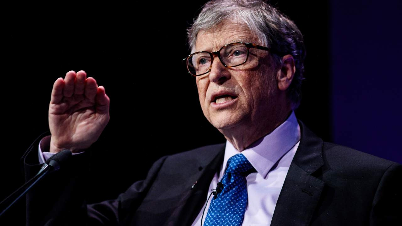 Coronavirus, Bill Gates: teorie complottistiche mettono a ri