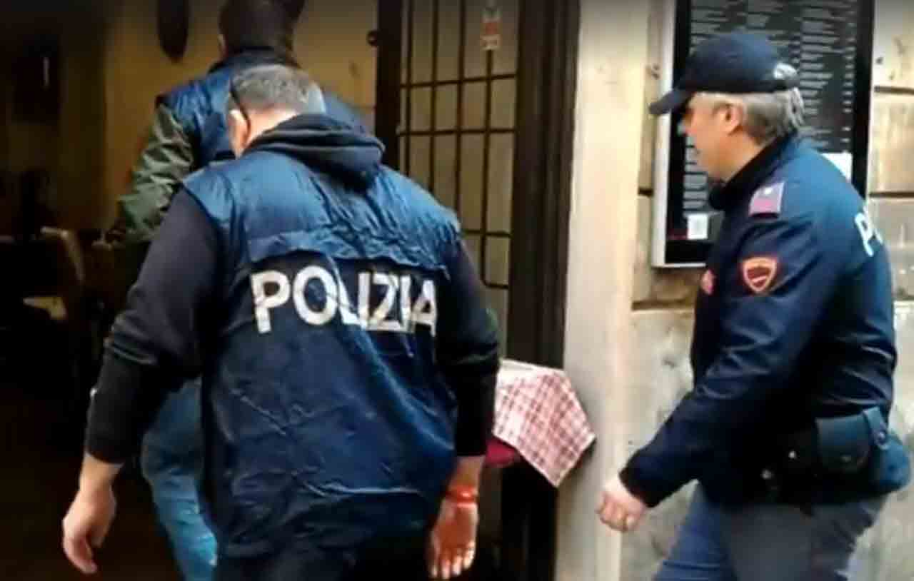 Sgominata banda criminale a Roma: 12 gli arresti per spaccio