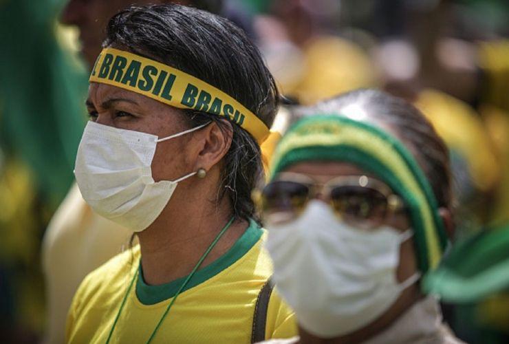 Coronavirus Brasile