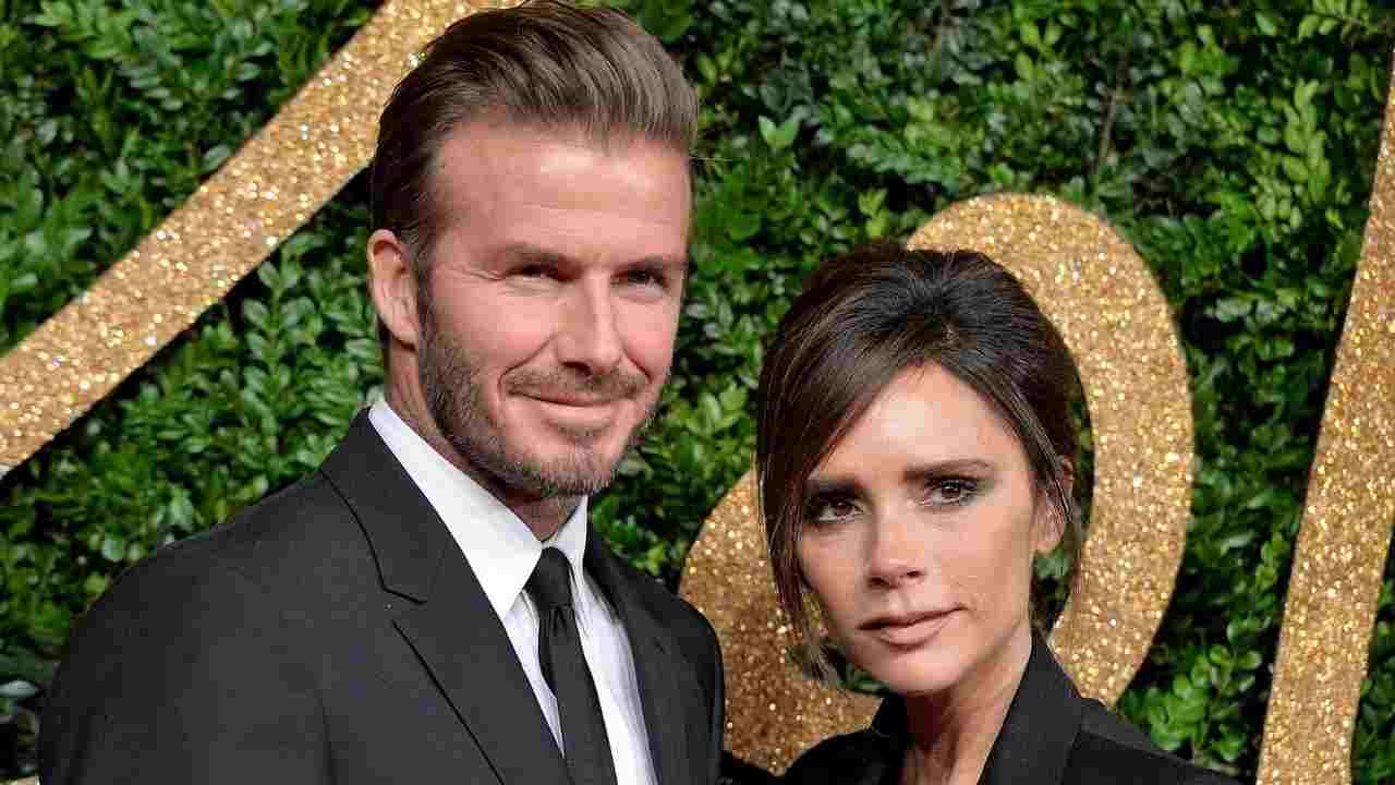David e Victoria Beckham scavano un tunnel sotto casa: ecco