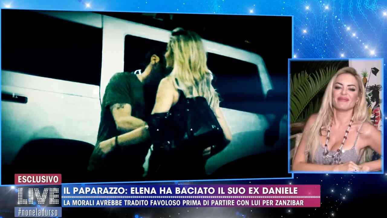 Elena Morali ha tradito Luigi Favoloso prima delle nozze?