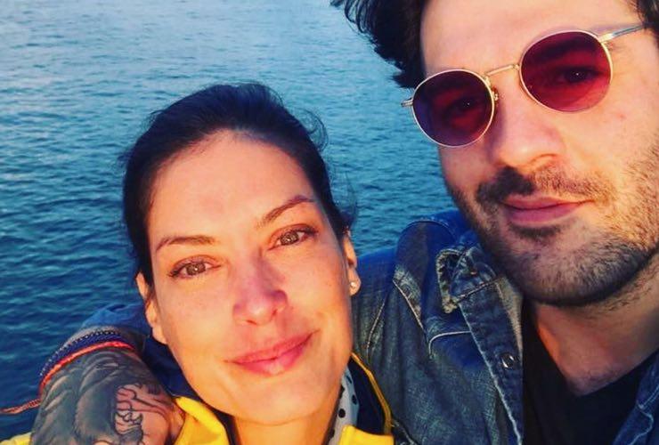 Fernanda Lessa e Luca Zocchi - meteoweek