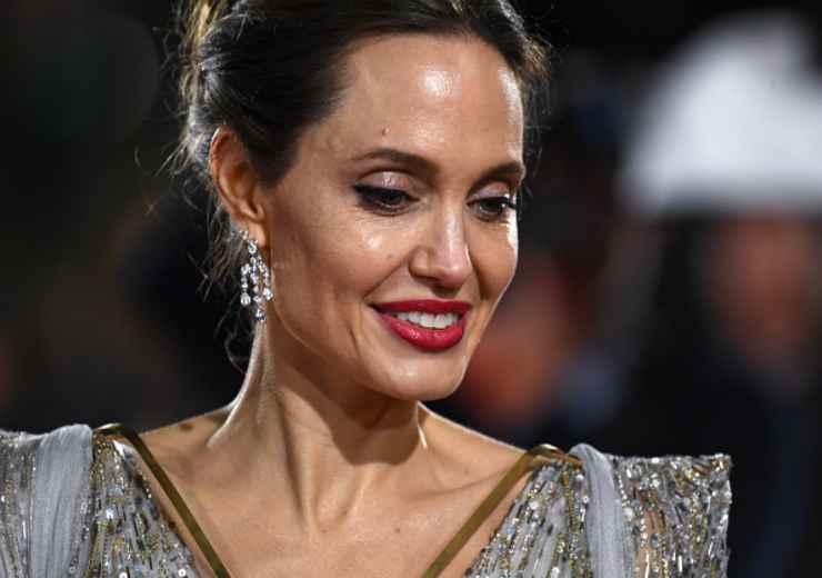 Angelina Jolie, la confessione su Brad Pitt e il benessere dei figli