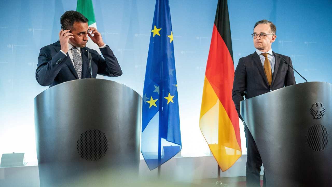 """Ministro Esteri tedesco Maas: """"Ammirazione per disciplina po"""