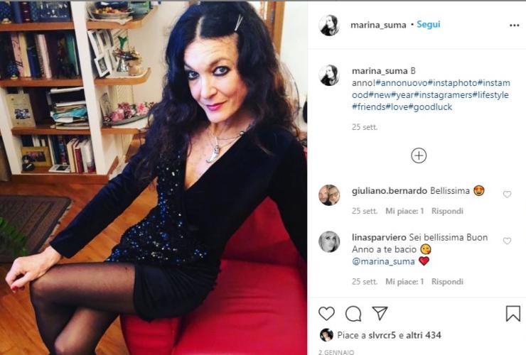 Marin Suma, attrice oggi-Meteoweek.com