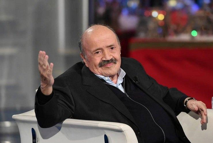 Maurizio Costanzo emozioni forti