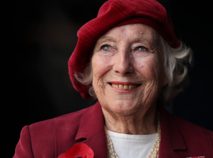Muore a 103 anni Vera Lynn, voce della Gran Bretagna in guerra