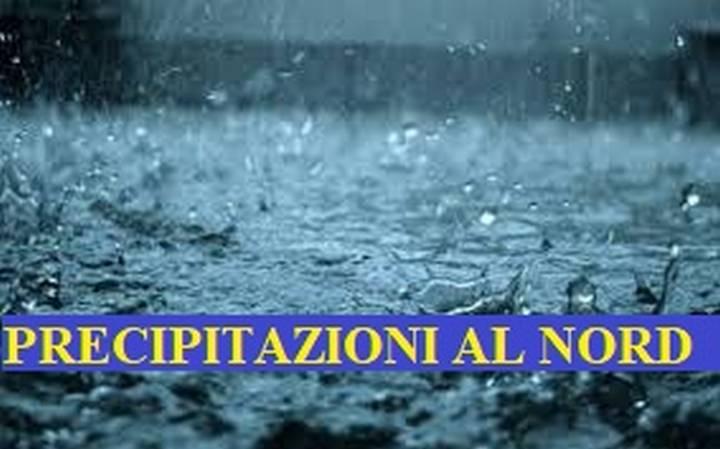 Previsioni Meteo domani sabato 6 giugno | precipitazioni al