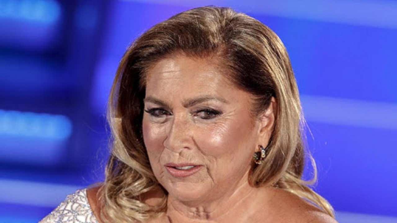 Mara Venier a Nicola Carraro: