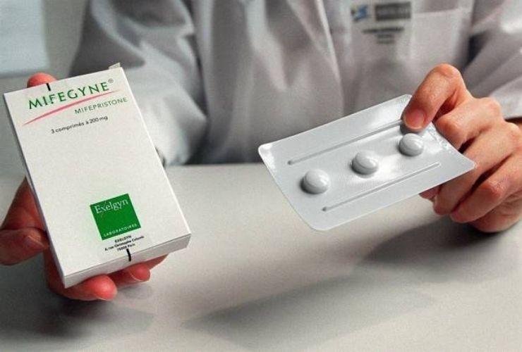 Ru486 - aborto umbria