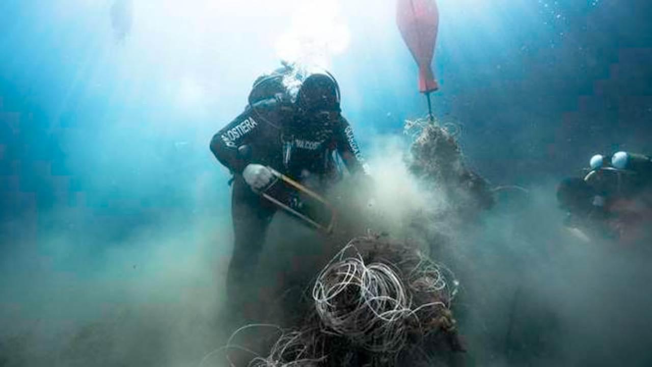 L'otto giugno centinaia di sub in azione: puliranno i fondal