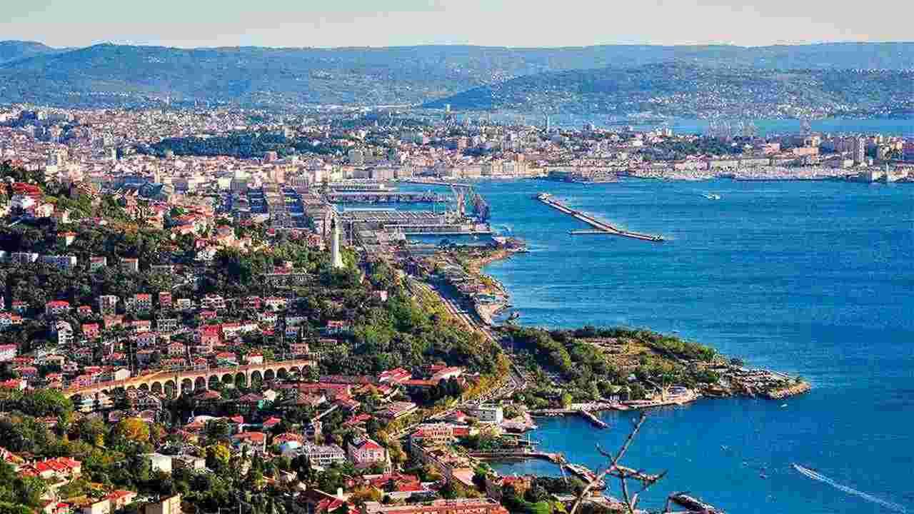 Meteo Trieste domani lunedì 8 giugno: rovesci temporaleschi