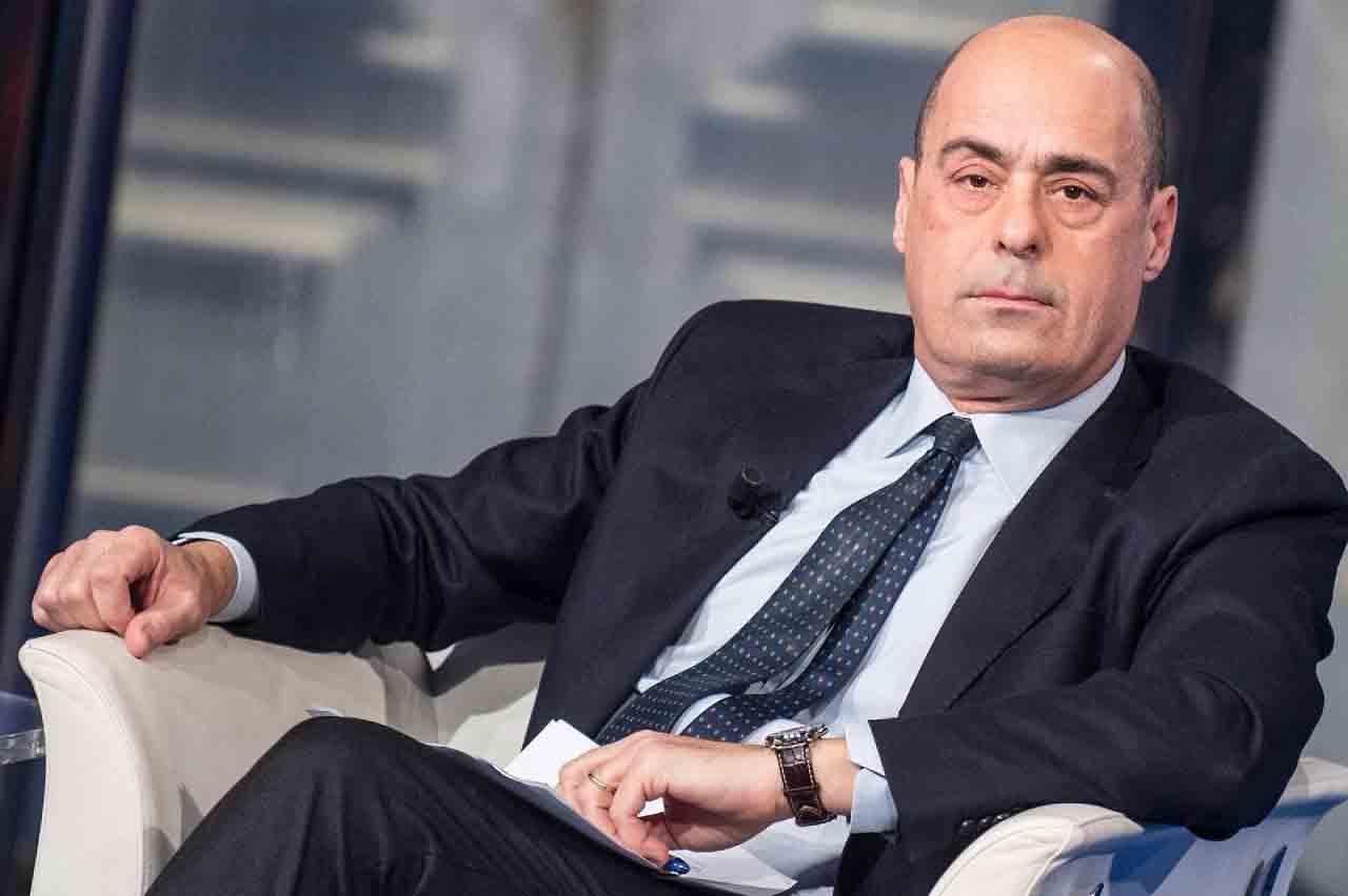 """Zingaretti prende posizione sul Mes:""""Sì senza sé e senza ma"""""""