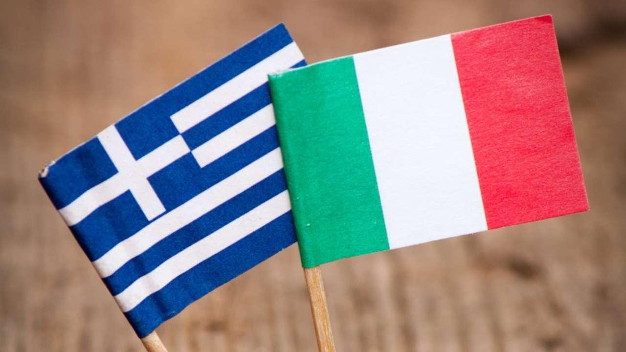 bond grecia italia