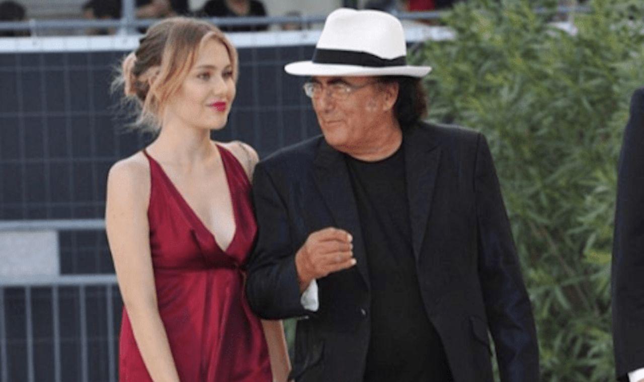 Albano Carrisi preoccupato per Jasmine come Ylenia – meteoweek
