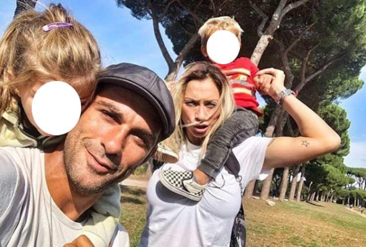 Francesco Arca e famiglia-Meteoweek.com
