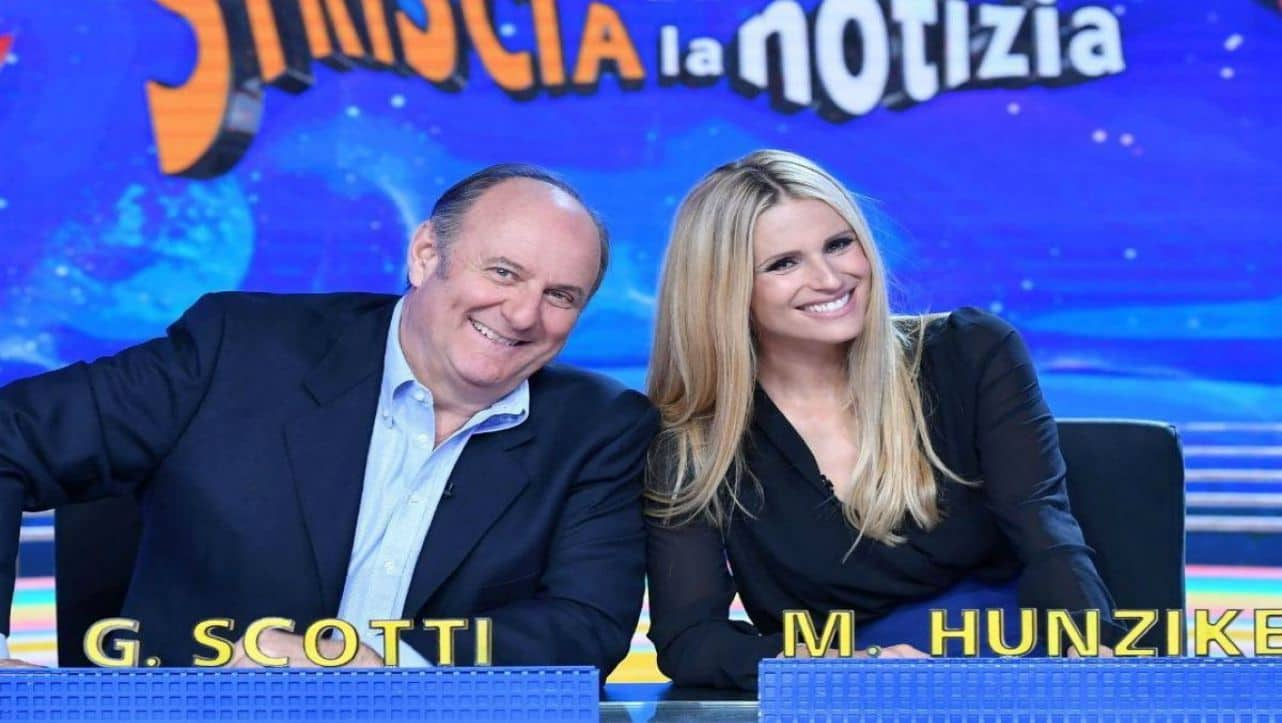 Gerry Scotti, retroscena su Striscia La Notizia e Michelle: