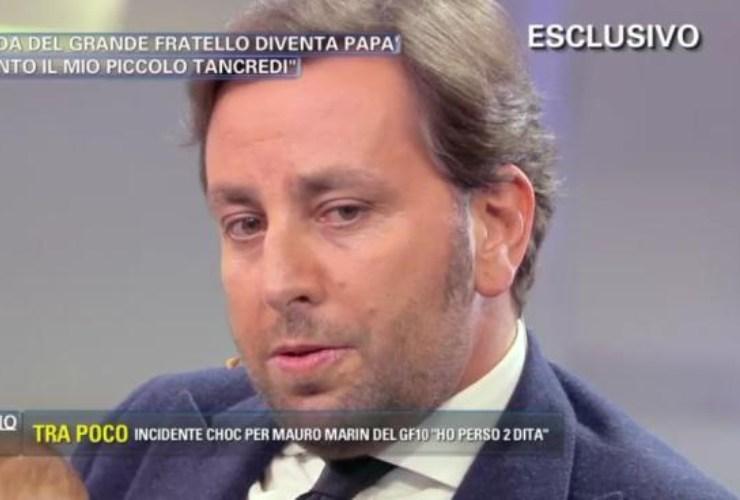 Roberto Mercandalli da Barbara D'Urso-Meteoweek.com