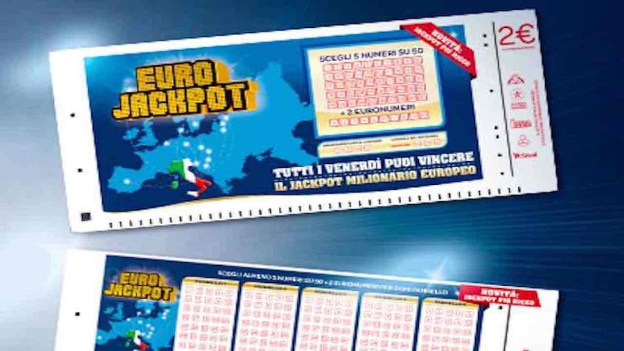 Eurojackpot/ Estrazione e numeri vincenti oggi 5 giugno 2020