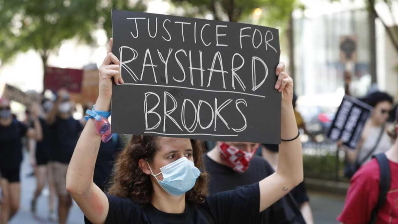 rayshard brooks usa proteste