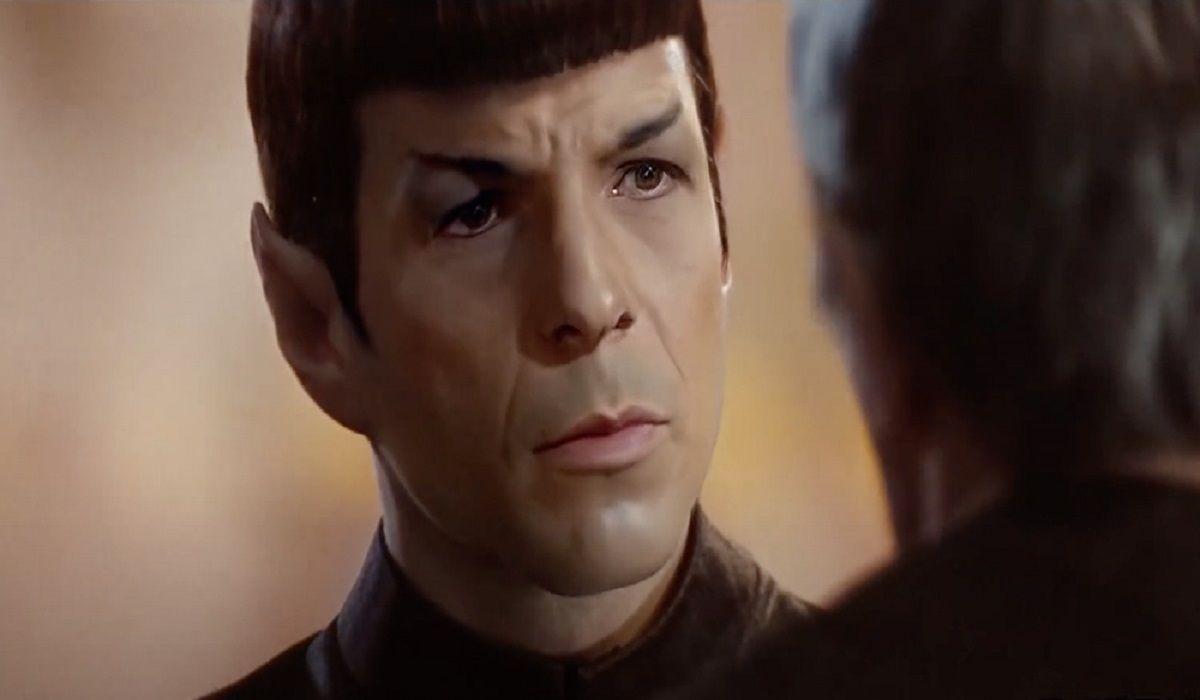 Star Trek | il deepfake di Leonard Nimoy nei panni di un gio