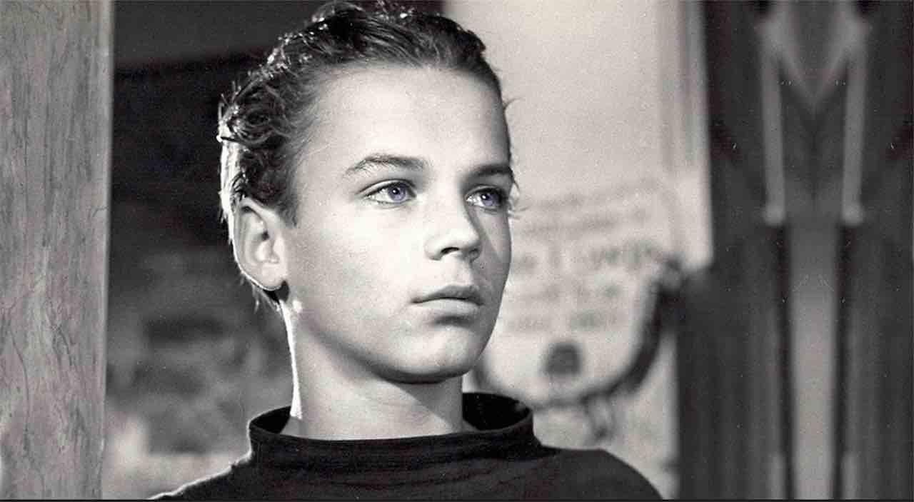 Questo ragazzino oggi è una star delle fiction italiane: lo