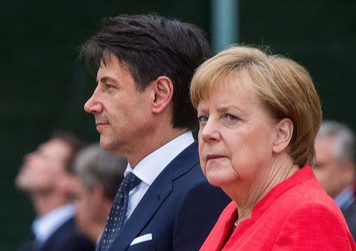 Merkel: l'Italia utilizzi tutte le risorse