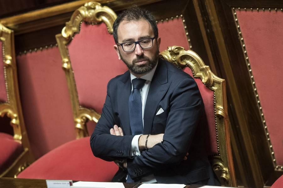 Renzi interroga Bonafede