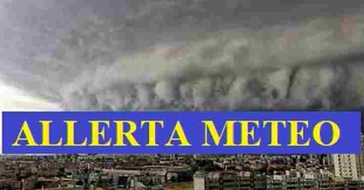 Previsioni Meteo oggi lunedì 10 agosto | ALLERTA