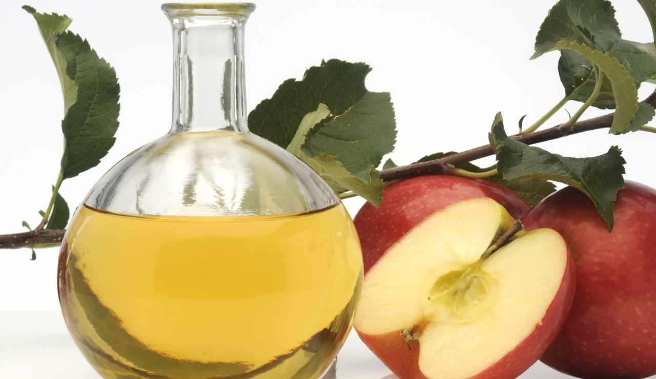 Aceto di mele e pulizie di casa-Meteoweek.com