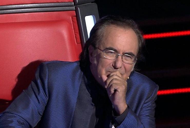 Albano Carrisi rivelazione sofia Loren