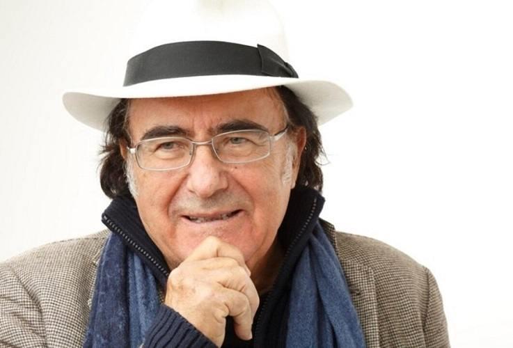 Albano Carrisi papà geloso