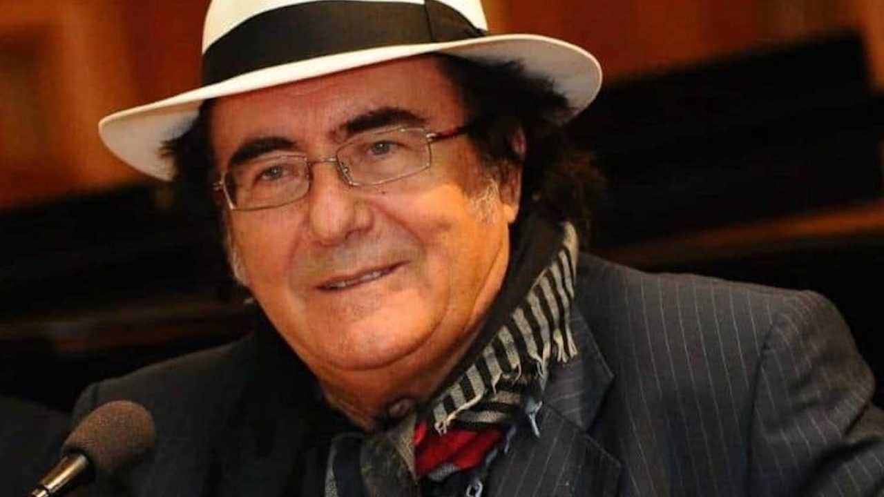 Albano Carrisi torna sul palco