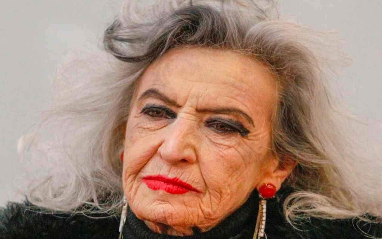Barbara Alberti imbottita di calmanti | Retroscena durante i