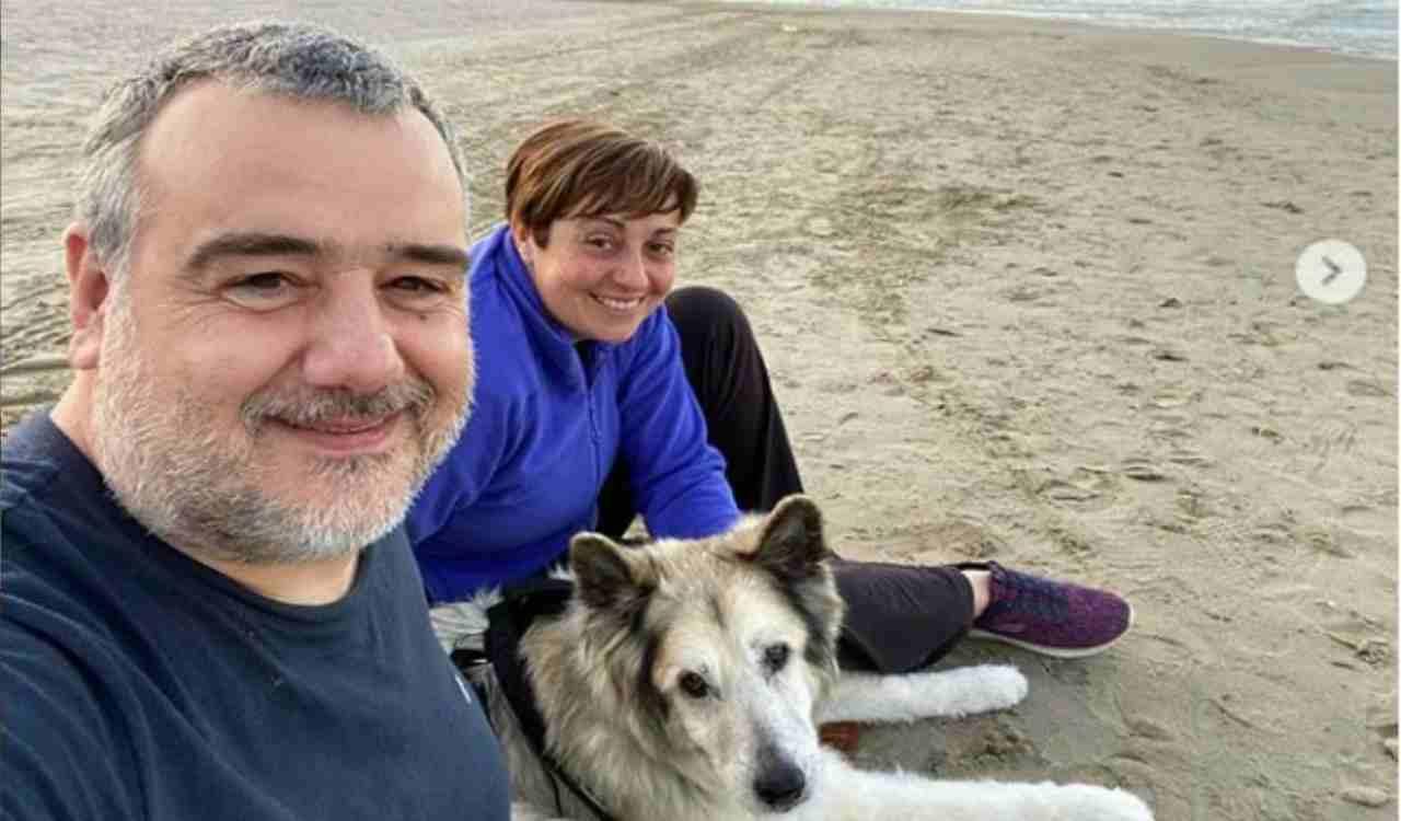 Benedetta Rossi e Marco Gentili: storia di un grande amore