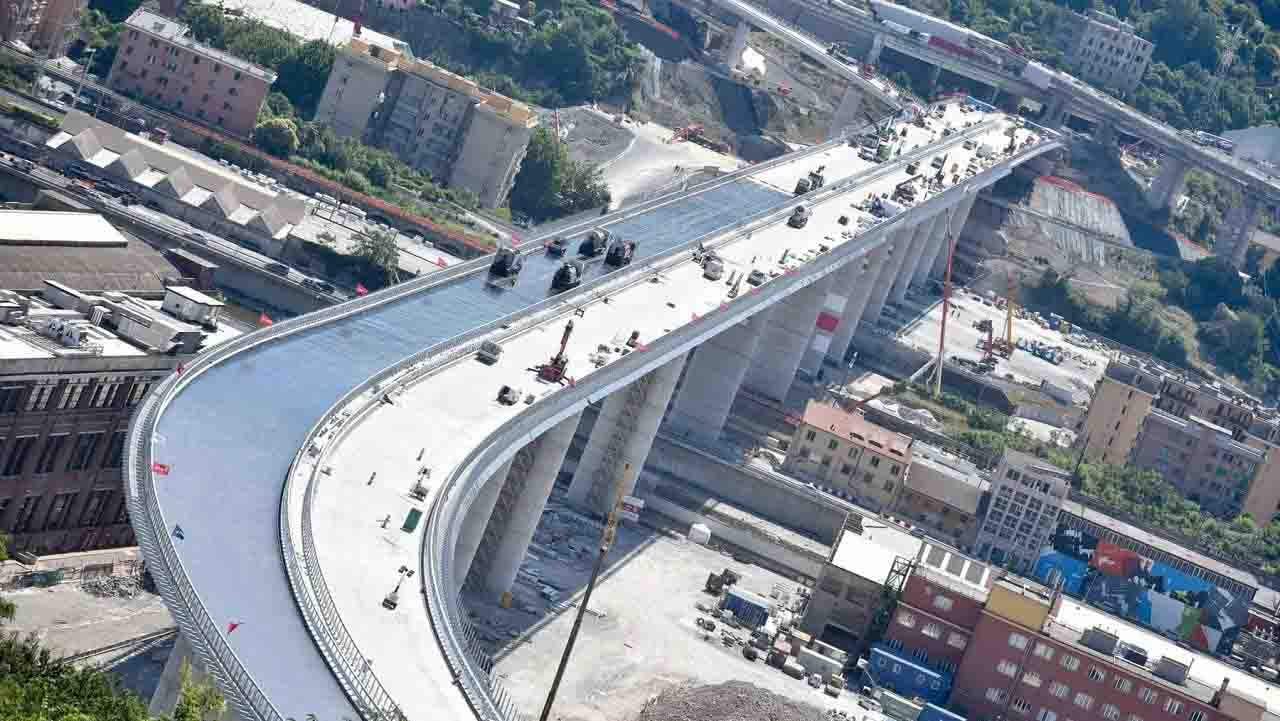 Benetton pronti a cedere Autostrade