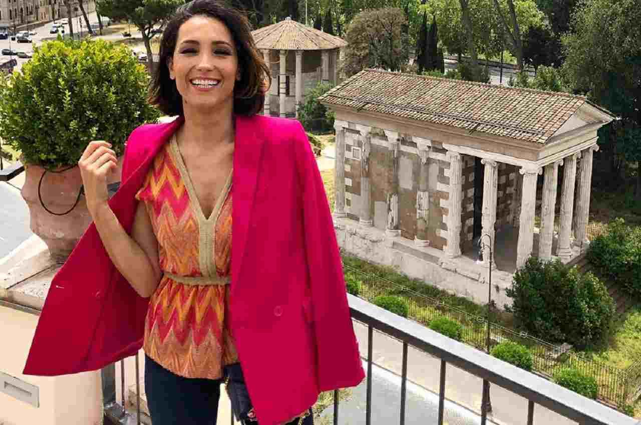 """Caterina Balivo eroina green : """"Il nostro pianeta ha bisogno"""