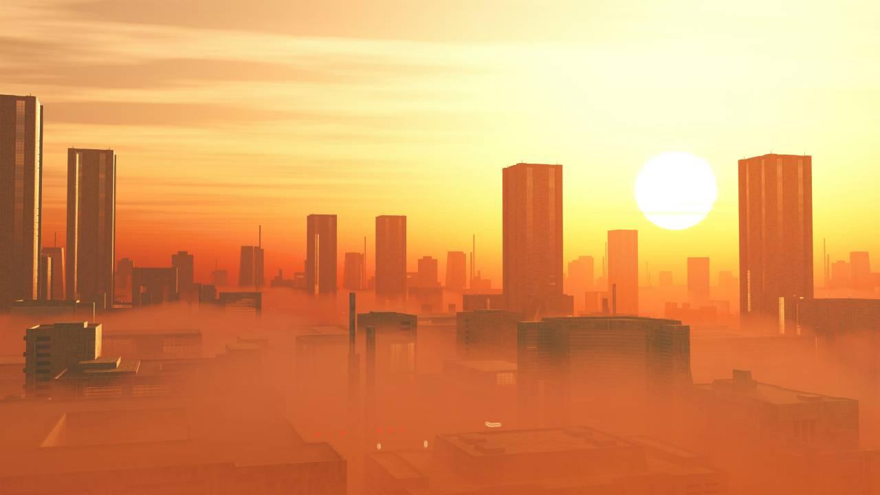 Caldo estivo in città: pochi alberi e consumo di suolo