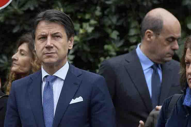 Rapporto incrinato tra Conte e Zingaretti