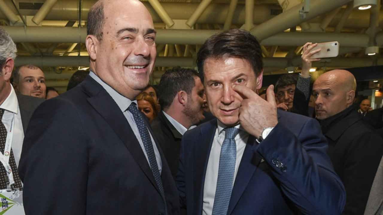 Conte e Zingaretti, i nuovi scenari nella maggioranza di governo