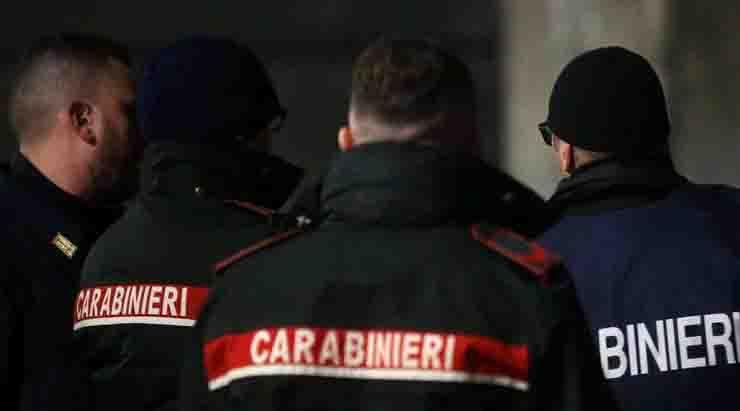 Arrestato carabiniere Bari Cosimo Maldarizzi