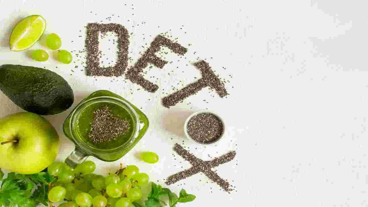 Detox |  come preparare una bevanda disintossicante  direttamente a casa