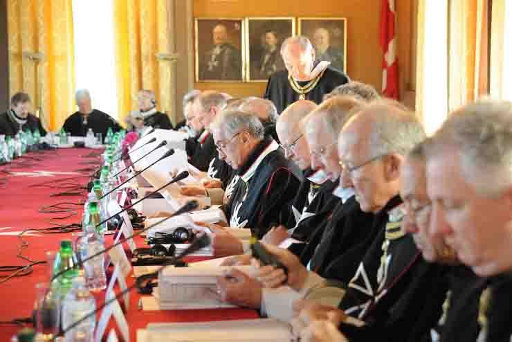 Dubbi dissidi nell'Ordine dei Cavalieri di Malta