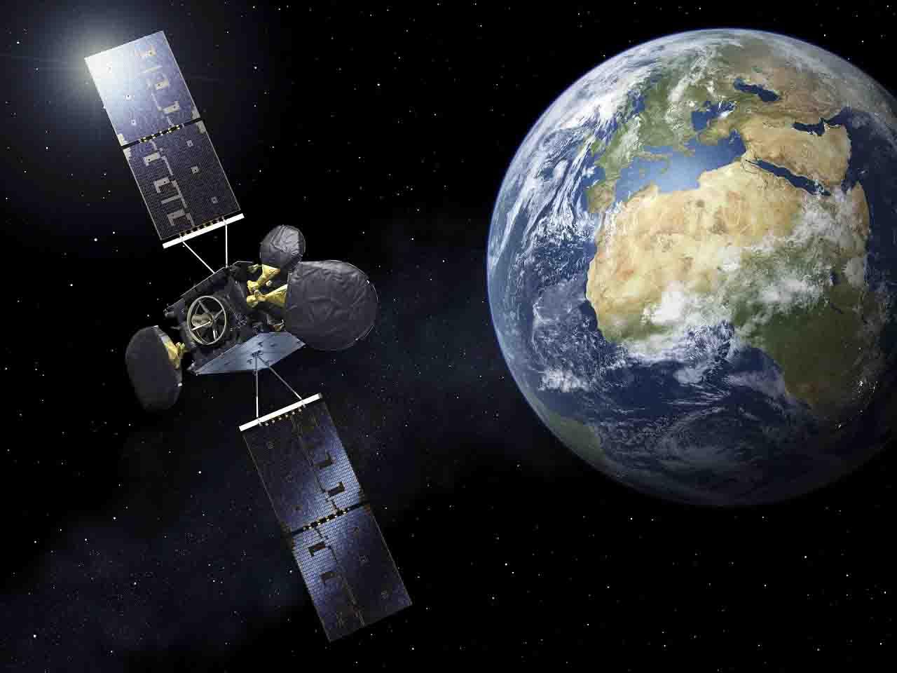 Unione Europea seconda potenza spaziale