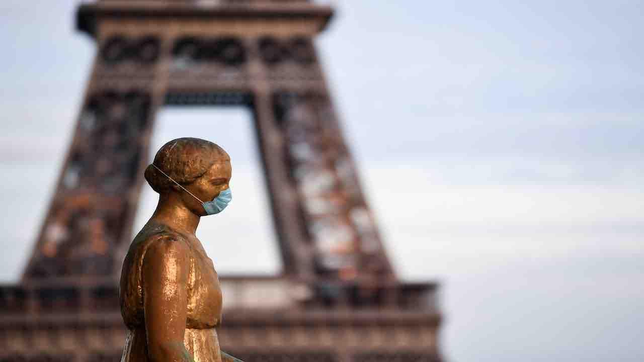 Aumento dei casi di Covid in Francia - Meteoweek.com